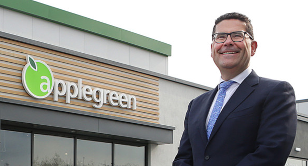 Joe Barrett, Chief Operating Officer, Applegreen plc.