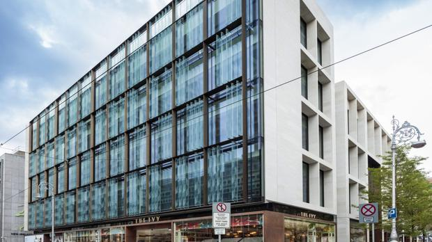 One Molesworth Street is part of the Green Reit portfolio