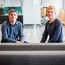 Dublin deal: Billionaire brothers John and Patrick Collison bought Touchtech to help boost security around transactions