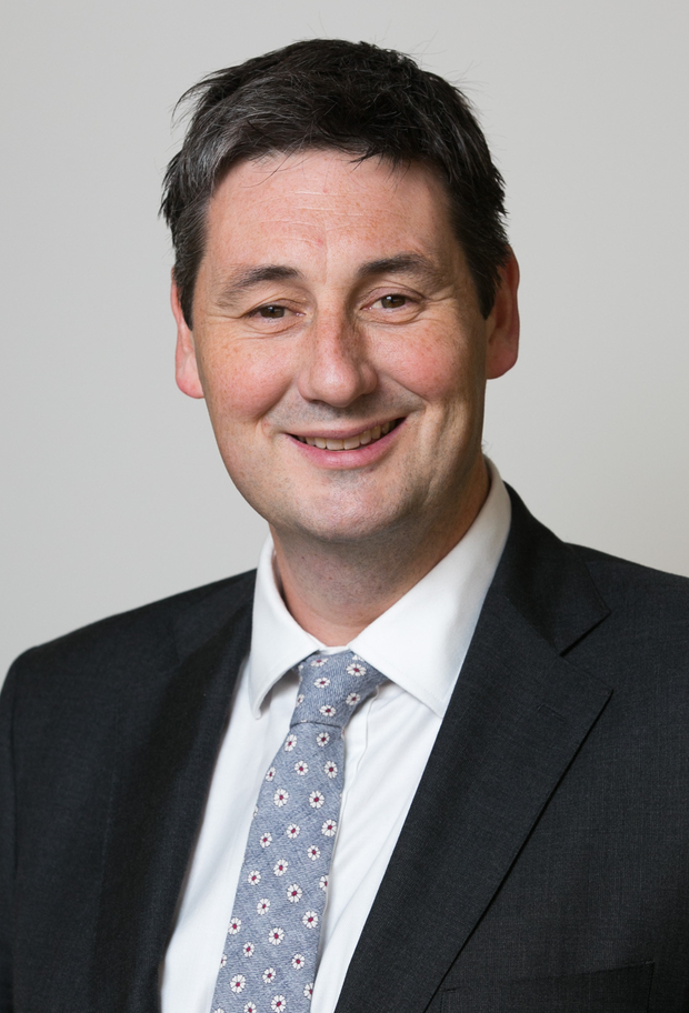 Mazars managing partner Mark Kennedy
