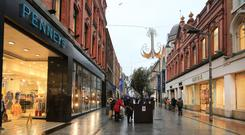 Penneys on Henry Street. Photo: Gerry Mooney