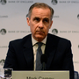 On the way out: Mark Carney will step down as Governor of the Bank of England next year after a test period at the helm as Brexit looms