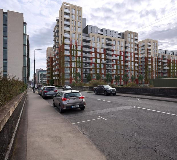 Spencer Dock: The proposed 576-unit development in Dublin's Docklands