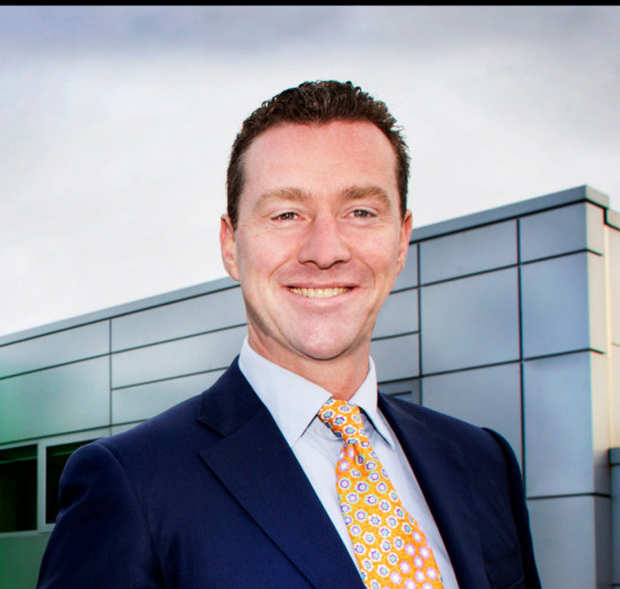 Kingspan CEO Gene Murtagh