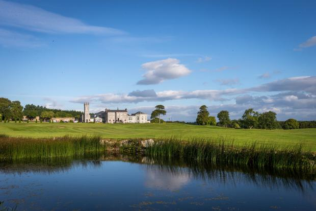 Luxury break: the Glenlo Abbey Hotel's investment strategy has allowed it to target high-end guests
