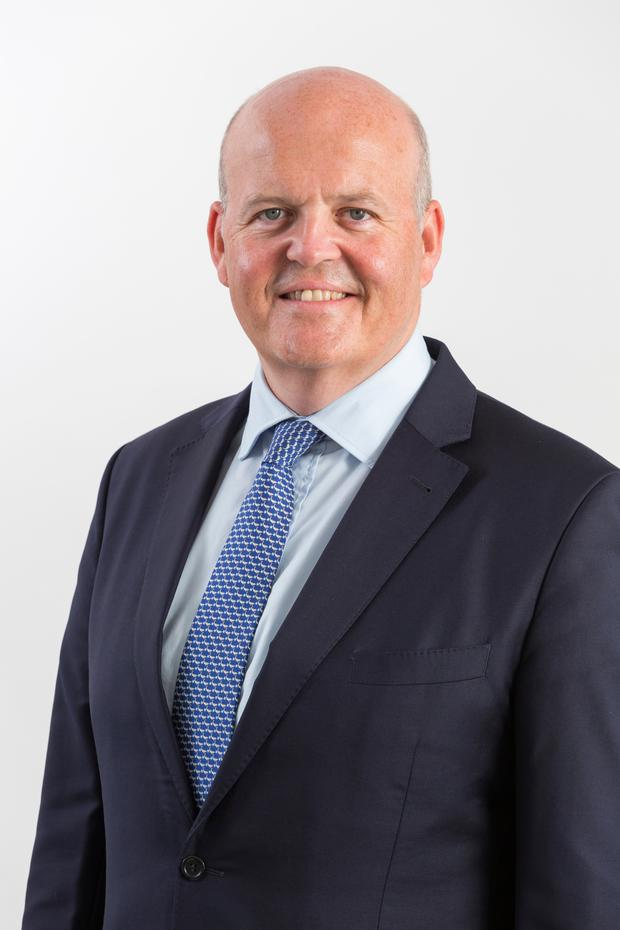 Colin Hunt has delivered his first trading update as CEO of AIB