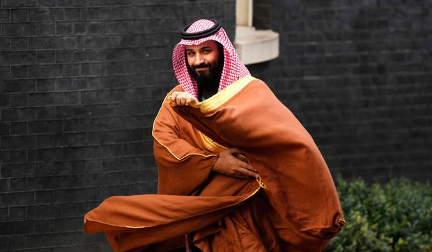 Driver of change: Saudi Crown Prince Mohammad bin Salman is conducting a revolution from above that is discrediting radical Islamist ideology, including the removal of several thousand clerics and dozens of judges deemed to be sympathetic to Qaeda