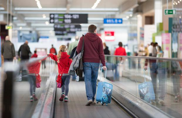 Inflation once again?: The rise in Europe's headline figure was merely down to higher airline prices and holiday bookings