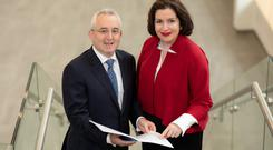 Bank of Ireland Group CEO  Francesca McDonagh