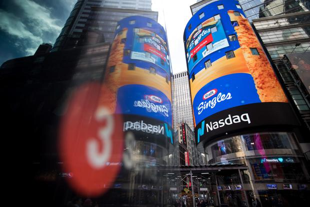 No change: Kraft Heinz shares hardly moved in early trading in New York, though the stock is down about 25pc this year. Photo: Bloomberg
