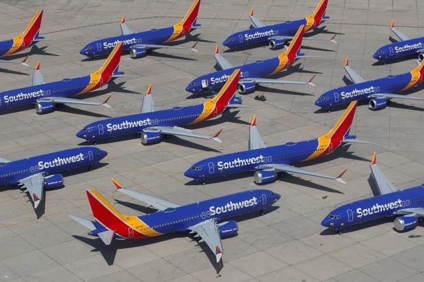 The results suggest that two fatal crashes in recent months involving Boeing's 737 Max jets could have little impact on consumer sentiment. Photo: REUTERS