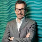 KBC CEO Peter Roebben