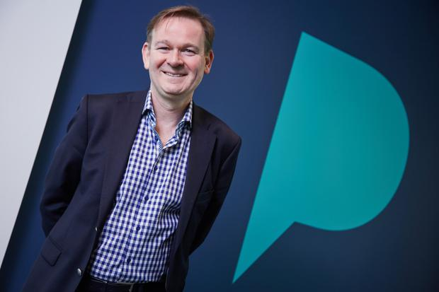 CEO and Founder Andrew O'Shaughnessy