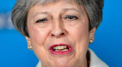 Theresa May to stand down