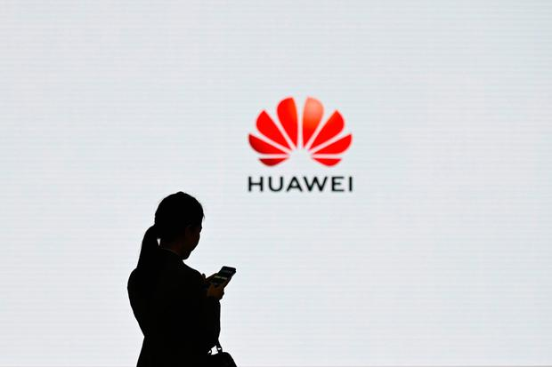 On the out: Google is said to have suspended business with Huawei