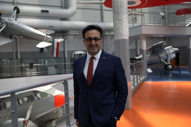Position: Turkish Airlines chairman Ilker Ayci said there were 'steps that we expect them [Boeing] to take'