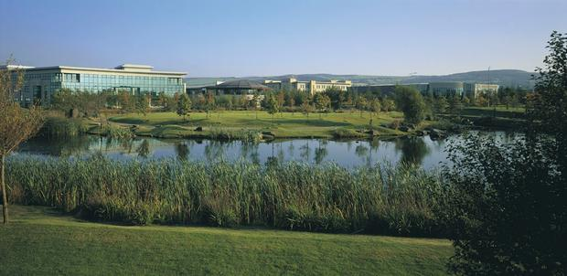 Past projects: The company developed Citywest Business Campus in Dublin