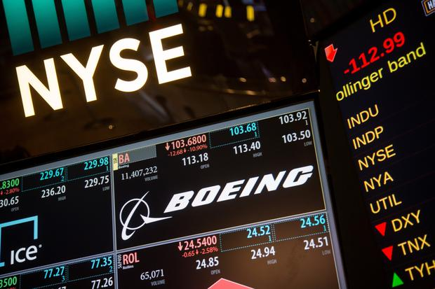 Plane-maker's shares had lost around €35bn of market value