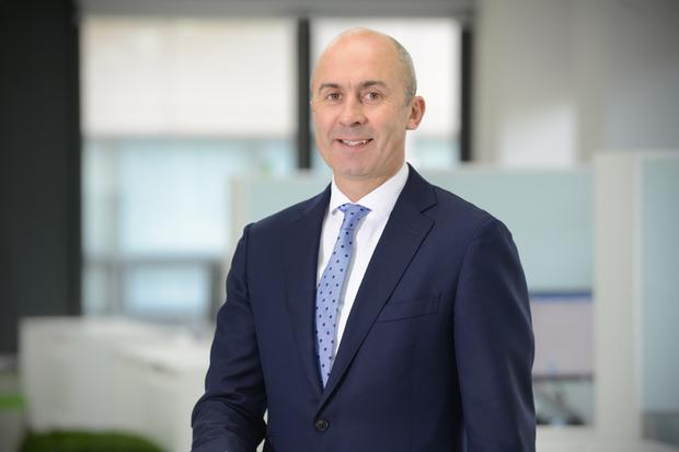 Vision: Kevin Nowlan, CEO of Hibernia Reit, says developers will eye the likes of Poolbeg
