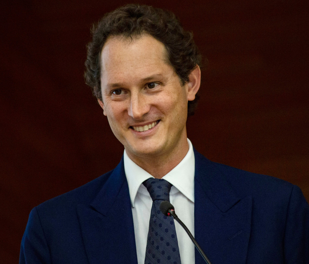 On board: Fiat Chrysler Automobiles chairman John Elkann would hold on to the role in any merger. Photo: Bloomberg