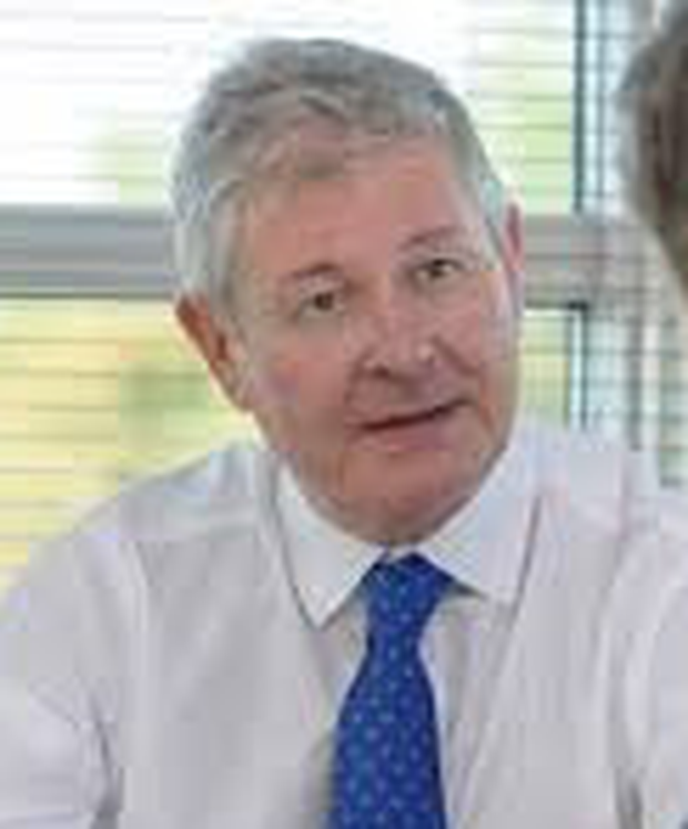 Founder: Eddie Walsh set up engineering company STS Group