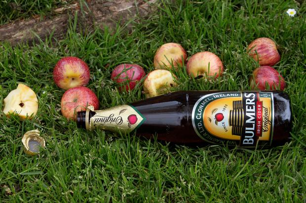 Fizz: C&C said its Bulmers brand performed strongly in Ireland during its last financial year
