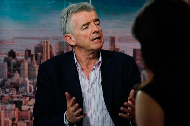 Attendees: Ryanair founder Michael O'Leary (pictured) and Finance Minister Paschal Donohoe will attend the event. Photo: Bloomberg