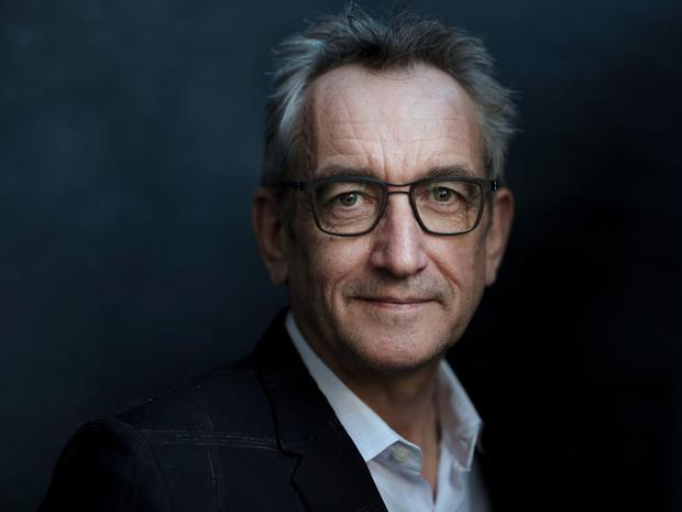 Move: Peter Vandermeersch is set for a new senior role within Mediahuis at group level