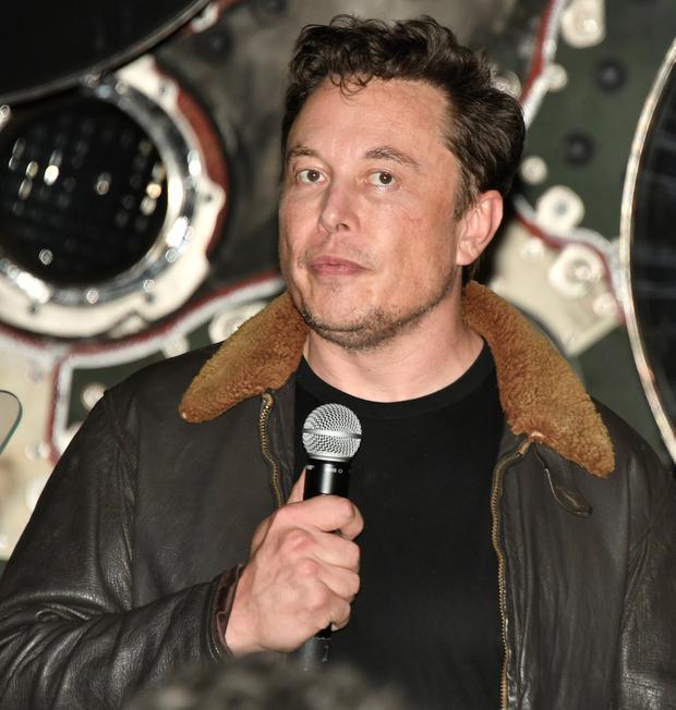 Elon Musk's worth has tumbled