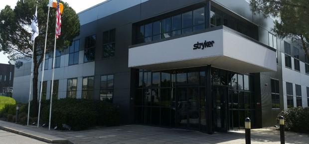 Backing: Stryker is to spread the R&D cash across three of its five facilities in Cork