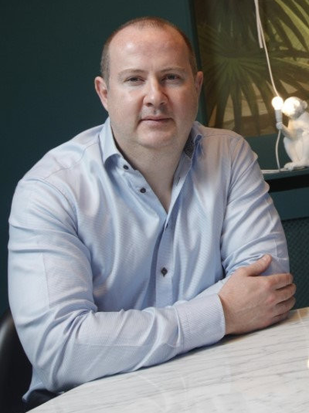 Linked Finance CEO Niall Dorrian