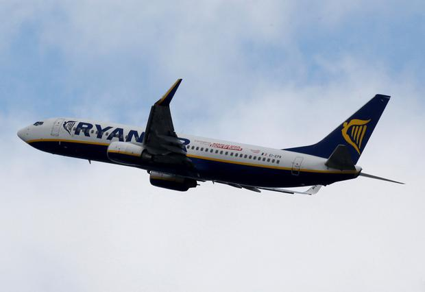 Ryanair is among the EU's top 10 polluters. Photo: Reuters