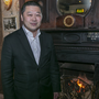 Research trip: Soopakij Chearavanont, known as Chairman Chris, at the Anglers Rest in Dublin. Photo: Kyran O'Brien