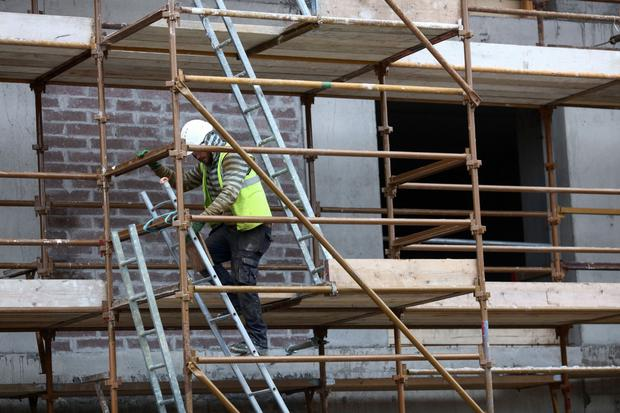 The cost of hiring builders has hit older homes which need work. Stock photo: Bloomberg