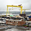 Dolphin is also the majority owner of Belfast's Harland & Wolff shipyard, of the RMS Titanic ocean liner