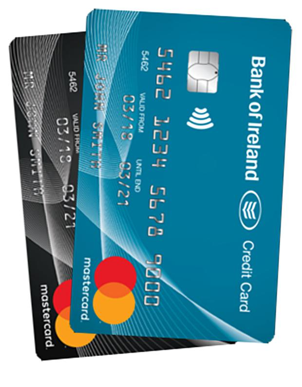 The bank, which will write to the impacted customers, will continue to service the credit card portfolio until the transfer to Jaja takes place next year (stock photo)