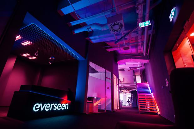 Technology firm Everseen's offices in Cork