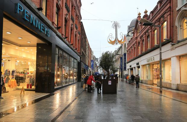 Popular: Penneys on Henry Street in Dublin