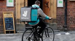 Amazon and Deliveroo are under investigation by the UK competition
