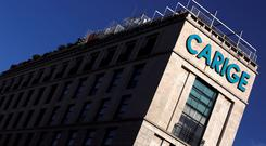 Bad loans: Carige bank is at risk of collapse
