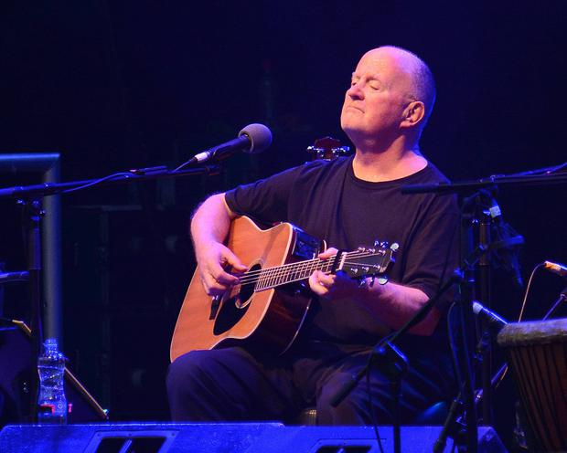 Folk hero: Christy Moore's upcoming live shows are all sold out