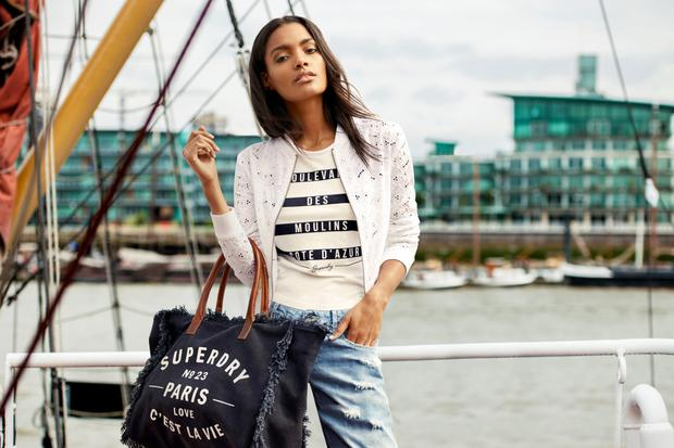 Fashion statement: Superdry's new management team has reiterated ambitions to return to profitable growth