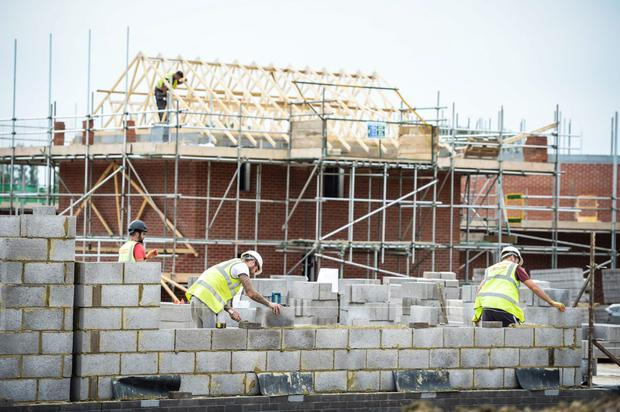 Mixed fortunes: Abbey completed 579 home sales over the year. Photo: PA
