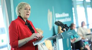 Investment: Minister Heather Humphreys wants Irish SMEs to think internationally
