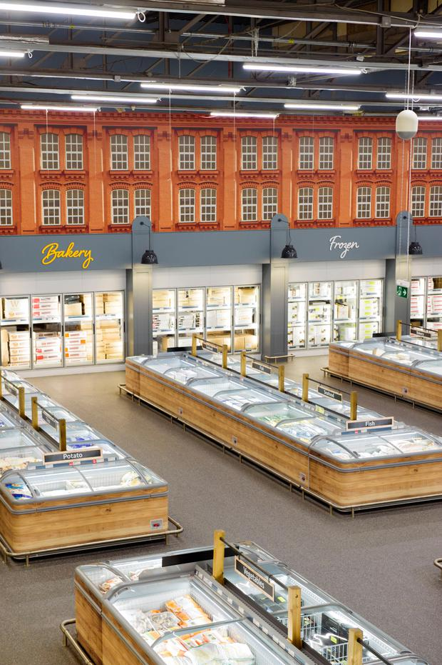 Musgrave Marketplace has invested €2.6m upgrading its branches in Galway and Derry