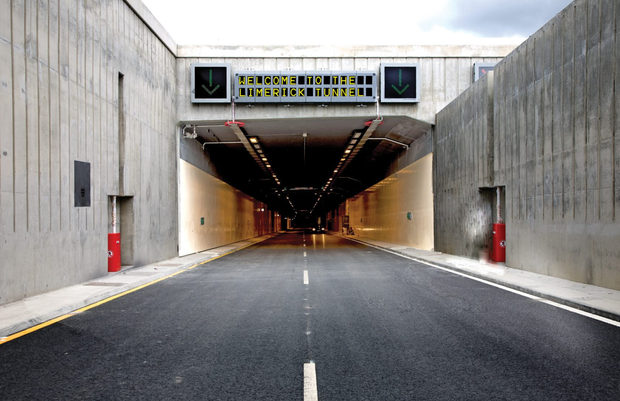 Results: Operating profits have fallen at the company behind the Limerick Tunnel