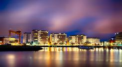 Dublin has improved its ranking among the best places for women entrepreneurs in international research by tech giant Dell, but lags behind Belfast. Photo: James Kennedy