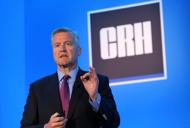 Deal: CRH boss Albert Manifold is aiming to simplify the firm