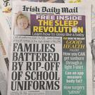Irish Daily Mail newspaper
