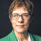 Annegret Kramp-Karrenbauer. Photo: Simon Dawson/Bloomberg